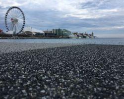 Navy Pier Chicago - ColdGrip Polyurethane Resin Surfacing